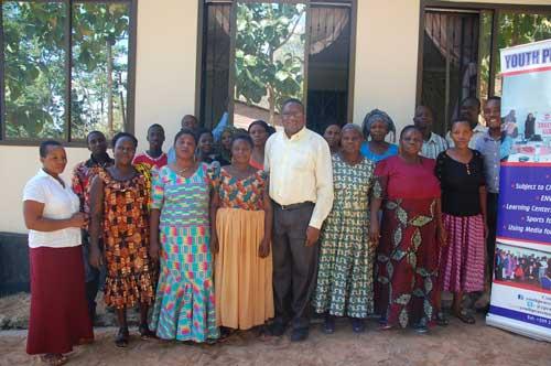 Leaders of VICOBA in Korogwe